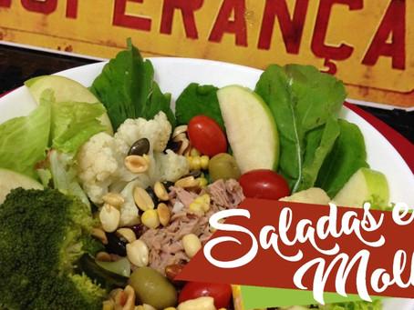 Pós Páscoa - Um Olhar Especial para as Saladas