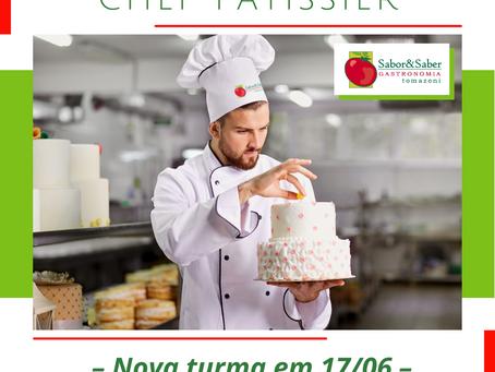 Chef Patissier - Confeitaria profissional
