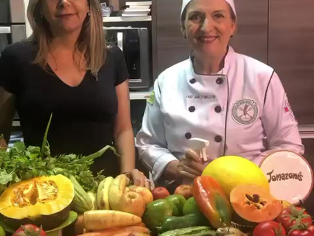 """Sabor & Saber em missão """"Educar com os Alimentos"""""""