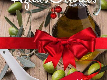 REVISTA AZEITE & OLIVAIS - Edição fim de ano