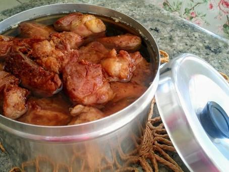 Carne de lata, um jeito antigo de cozinhar