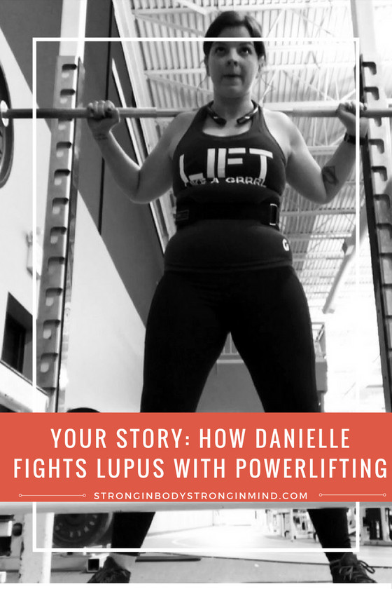 My Story: Featured on Strong in Body, Strong in Mind!