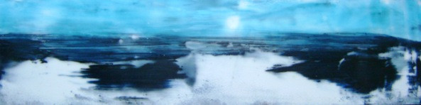 """Reflection of Now - 26x7"""""""