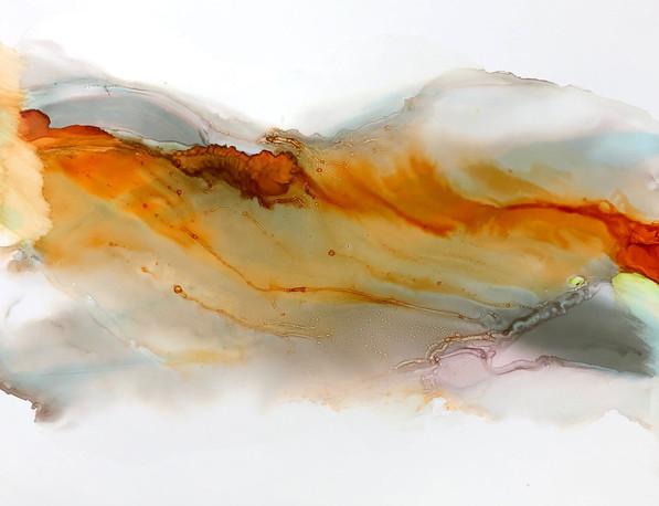 Big Dreams 7~Firey in rust