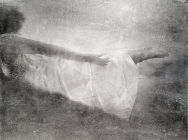 Self Portrait, Floating II