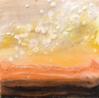 SOLD-Pockets of Peace, Morning