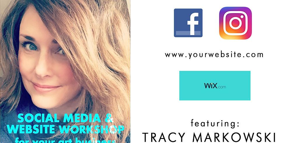 Social Media & Website Workshop  Thurs Oct. 24th