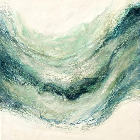Waves of Seafoam III
