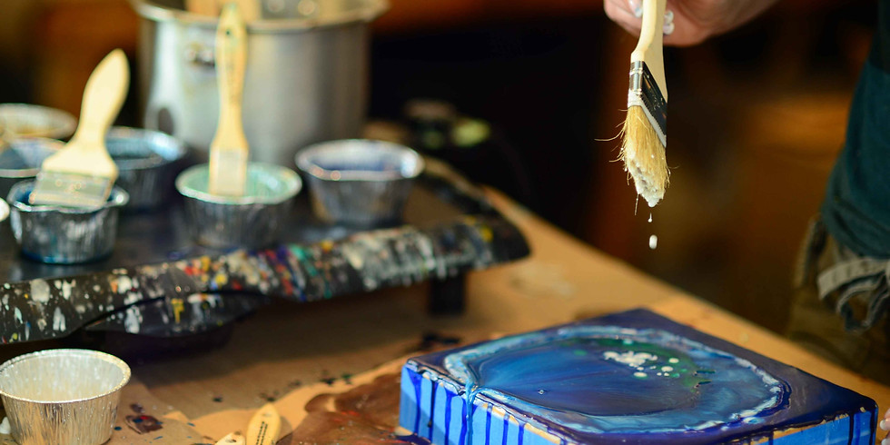 Part 2: Create Gifts & Mini Masterpieces. Dec 10. Special Holiday Workshop DAYTIME
