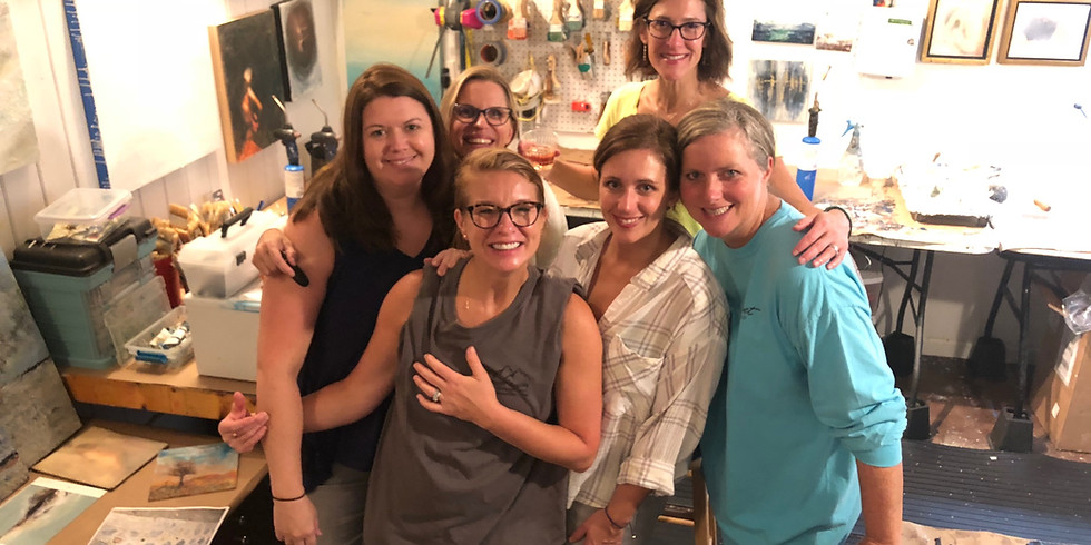 Small Group Sessions - Customized for YOU. In Penny's studio-Decatur