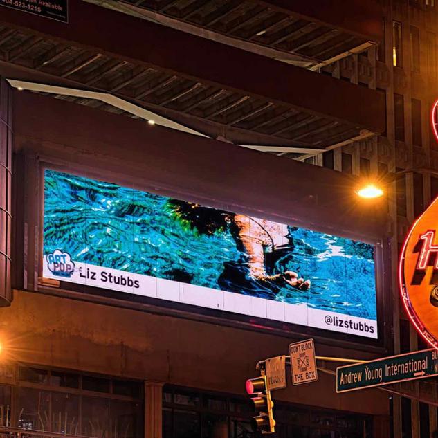 Unbound on Atlanta Billboard