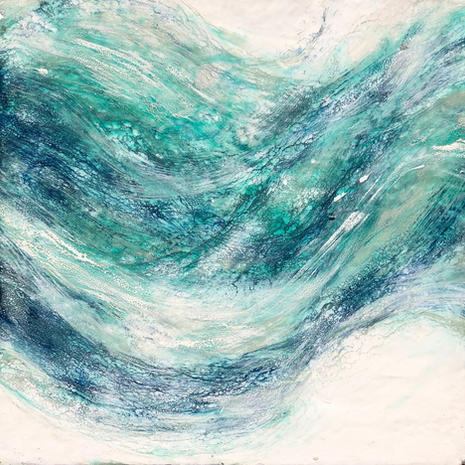 Waves of Turquois I