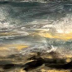 Almost Ocean-Dark Sea I