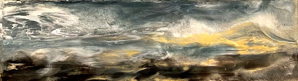 Seascape - Dark Sea