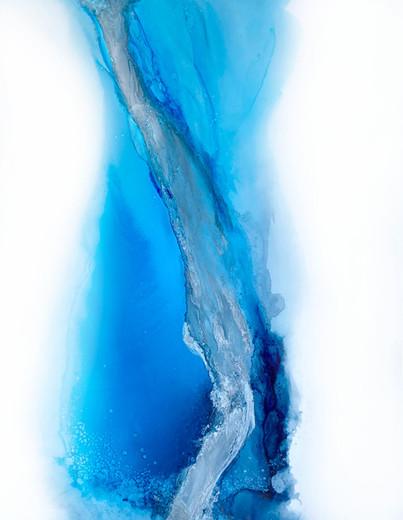 Big Dreams-Blue Wave III