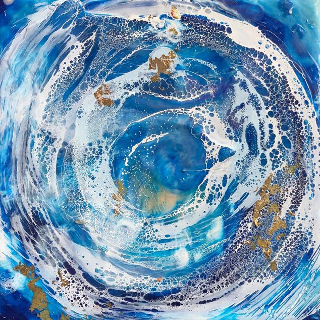 Infinite Blue