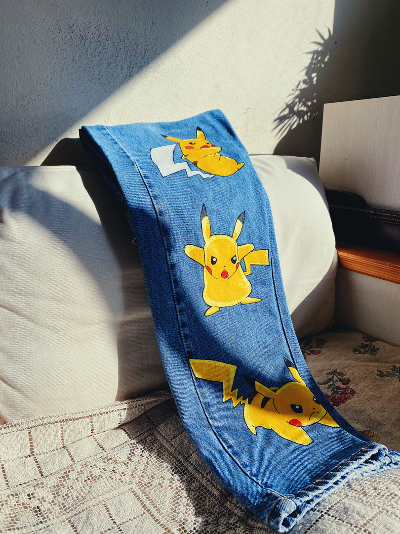 Pikachu Attack
