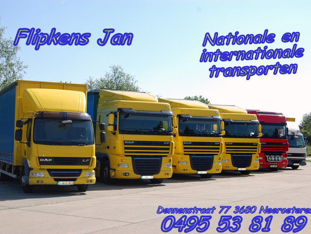 Transport Jan Flipkens