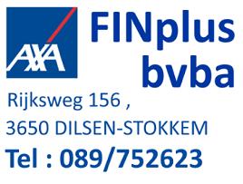 AXA Fin Plus BVBA