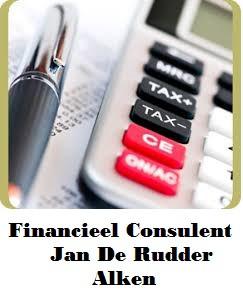 Financieel Consulent Jan De Rudder