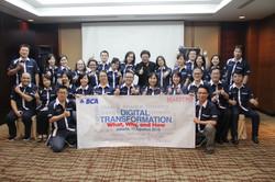 BCA Treasury - Digital Information