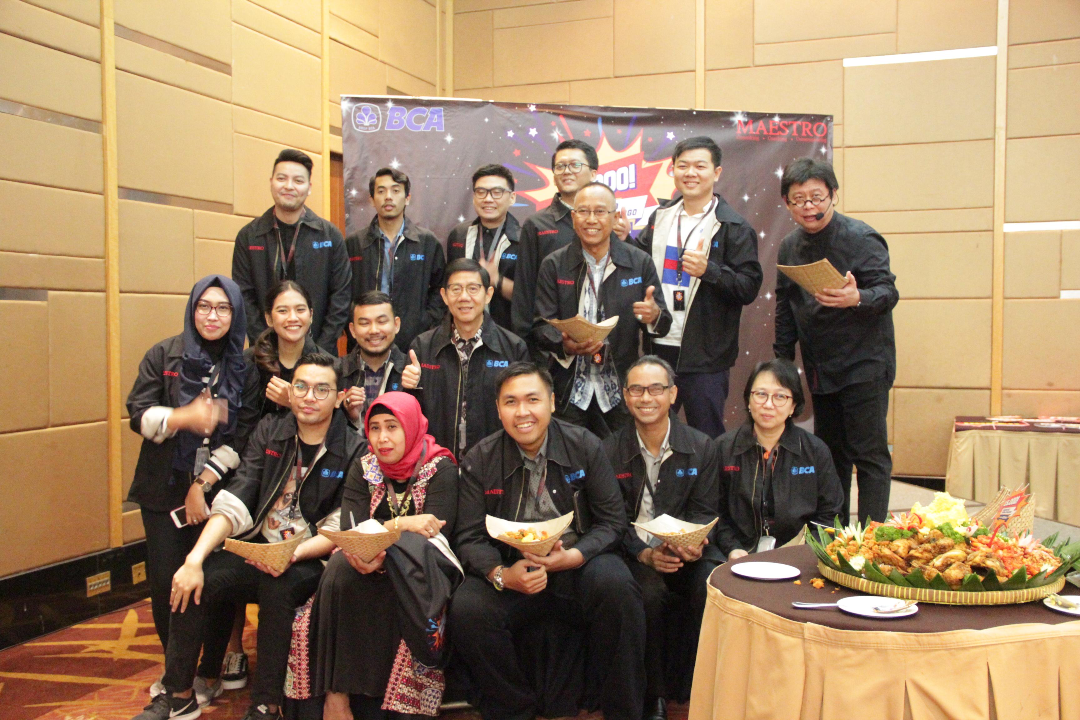 BCA Bakti Batch 77