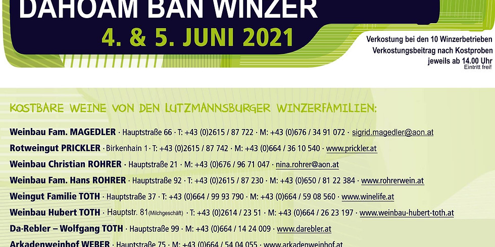 DAHOAM BAN WINZER