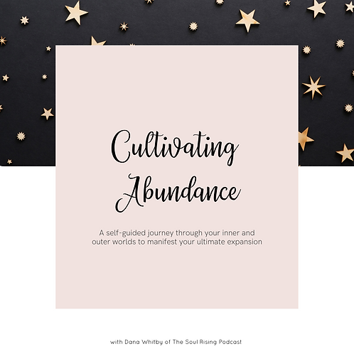 Cultivating Abundance: 7 Days of Meditations & Reflections to Expand Your Abunda