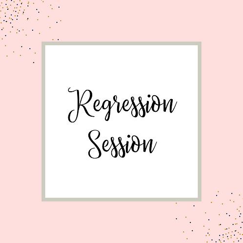 Regression Session (90 min)
