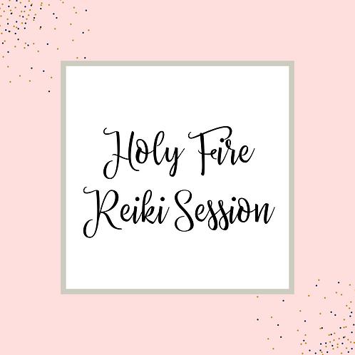 Holy Fire Reiki Session (30 min)