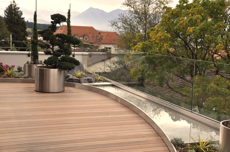 Terrassenböden