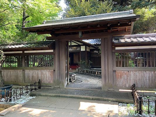 旧前田邸(和館)