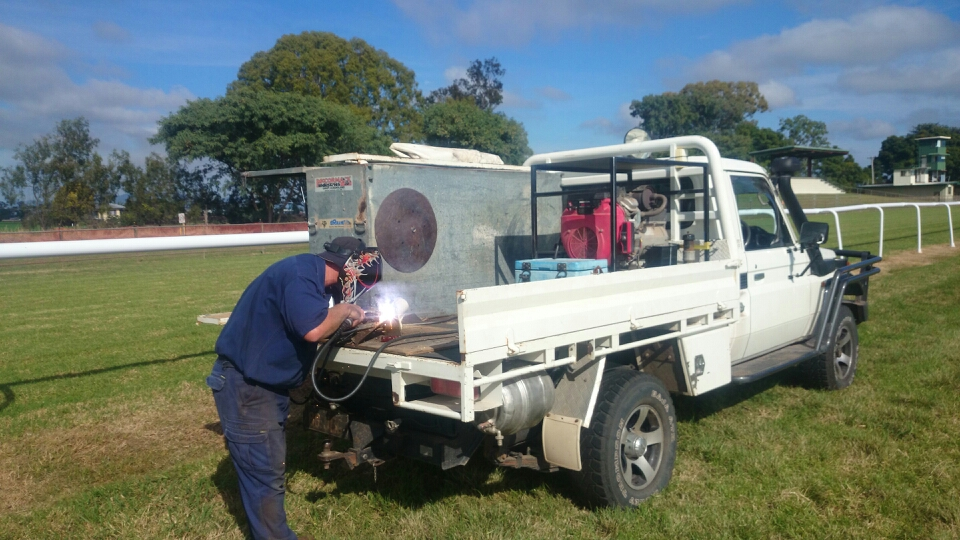 Mobile welding Lockyer Valley