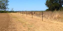Star picket fence
