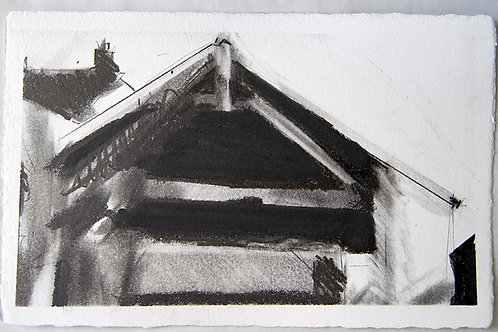 Noyers Residency Drawing 081503