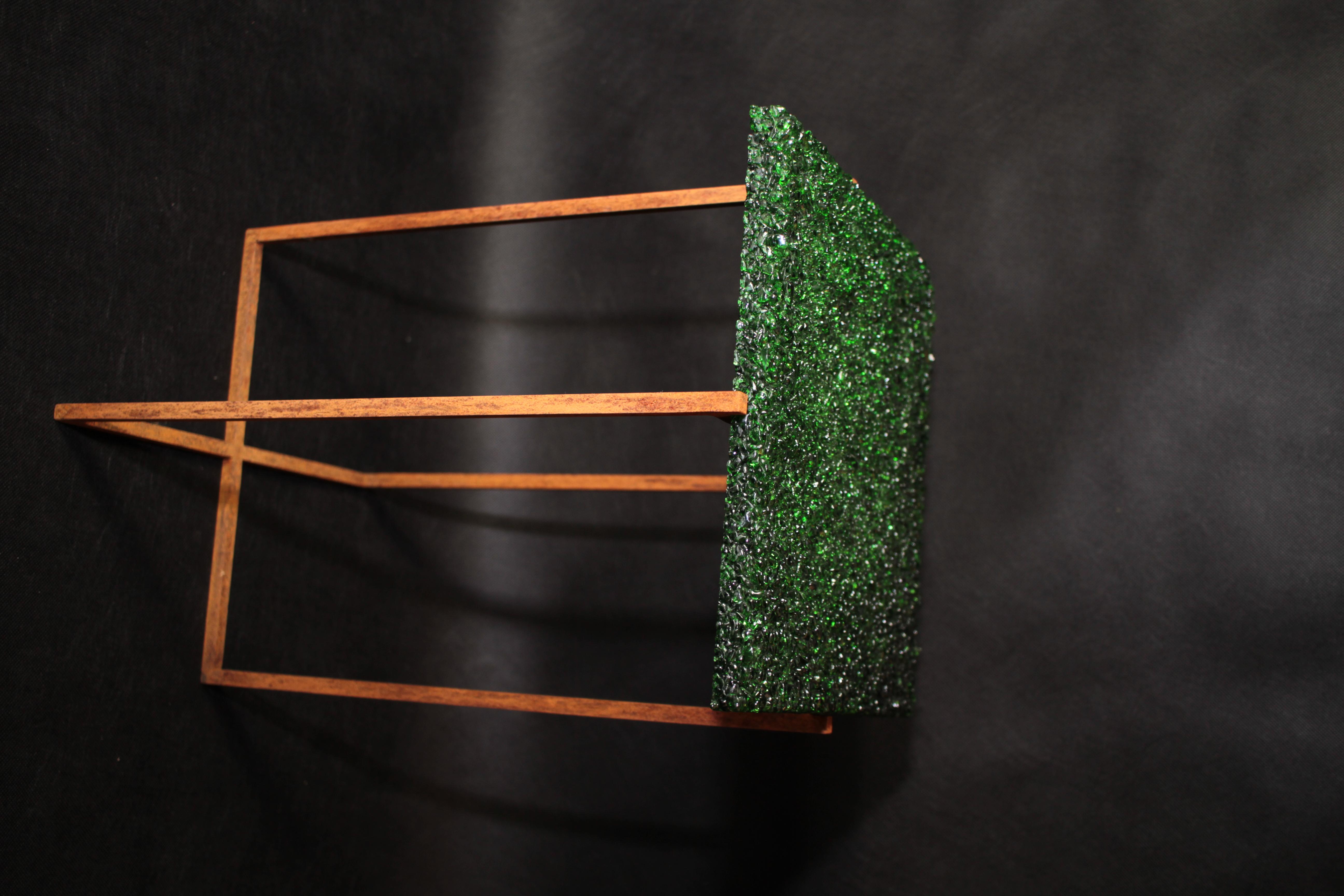 Grass rusty