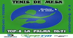 TOP 8  LA PALMA 2020/2021