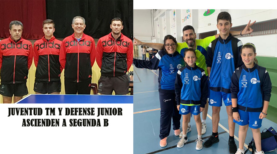 JUVENTUD TM Y DEFENSE JUNIOR