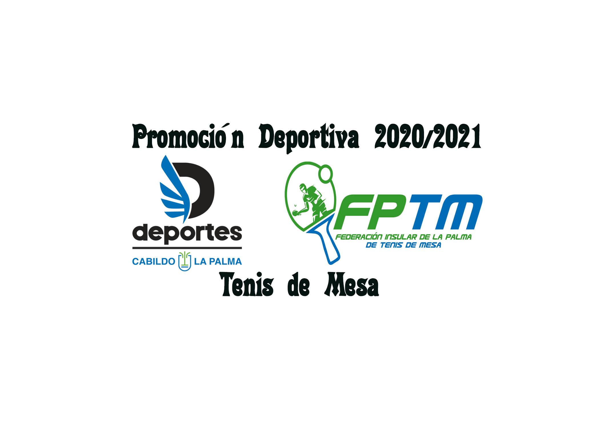PROMOCIÓN DEPORTIVA 2020/2021