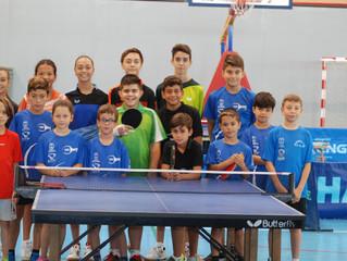 Torneo San Pedro 2017 de Tenis de Mesa. III campus La Palma.