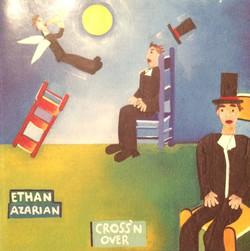 Crossin' Over CD cover