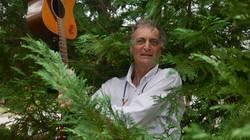 Ethan in the Cedar