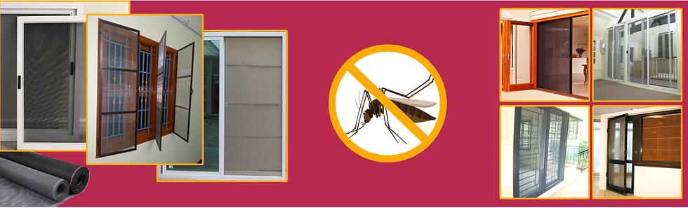 windows mosquito nets, mosauito windows in kannur, aluminium mosquito windows making in kannur