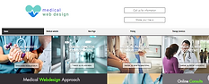 medical web design comapany