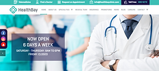 hospital web design company in kannur
