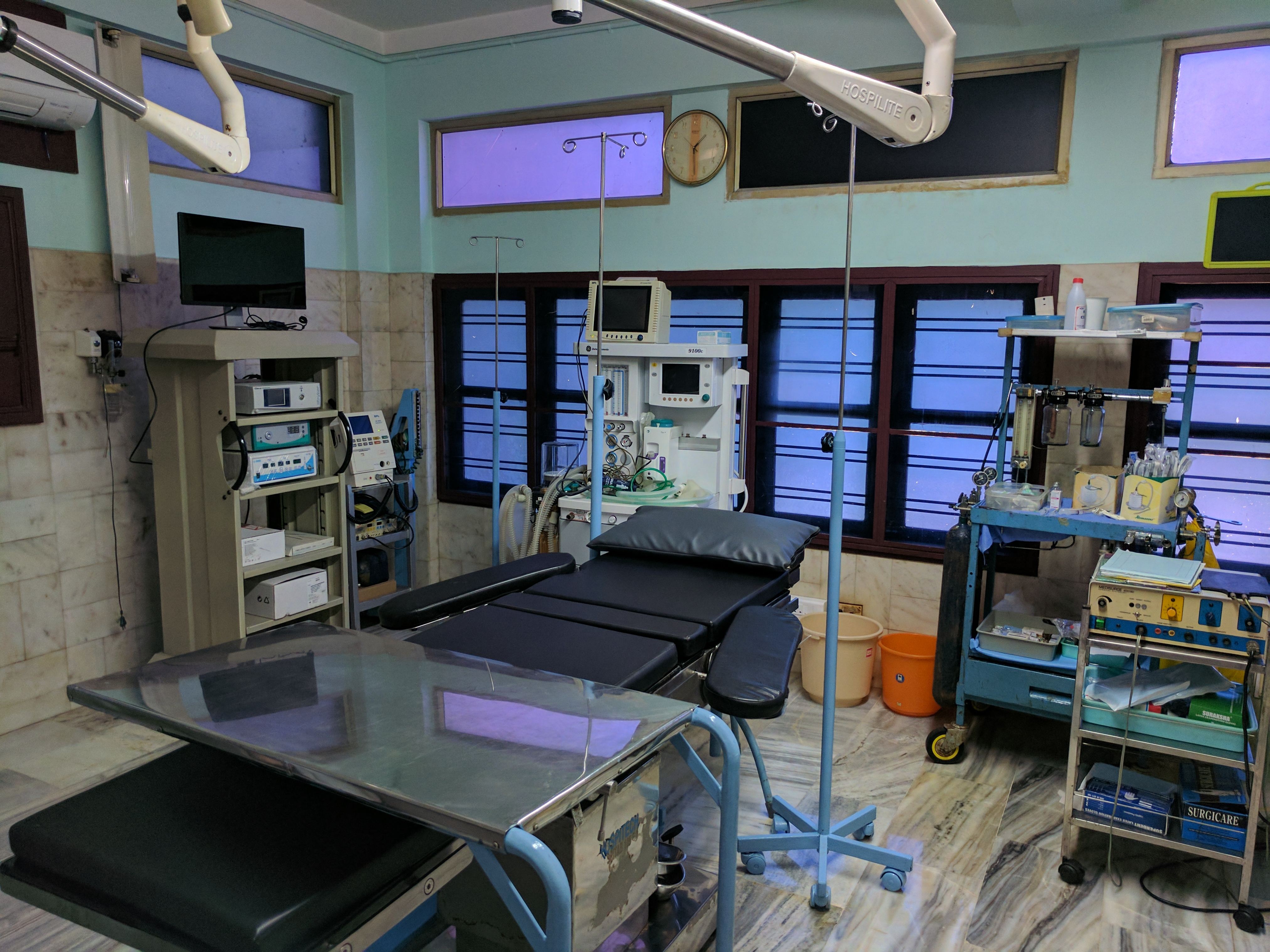 fathima hospital operation theater