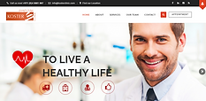 clinic website design in kannur
