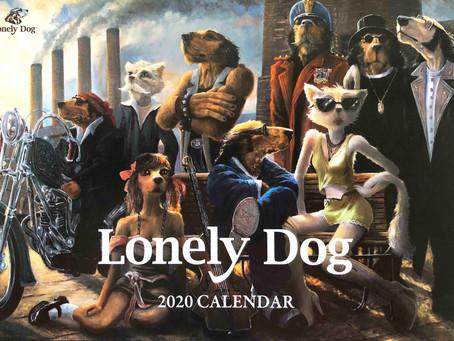 制作:Lonely Dogのカレンダー