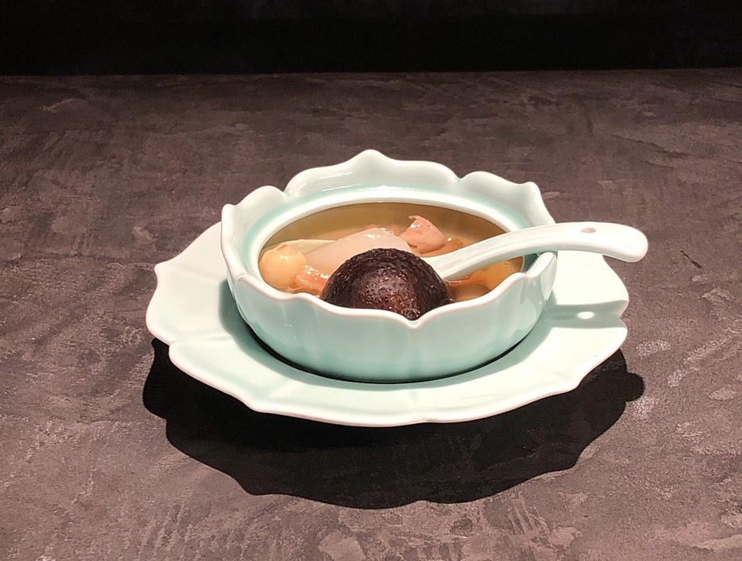 仁風スープ