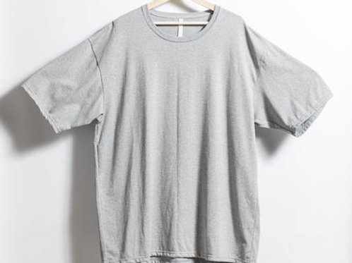 BIGシルエットTシャツ GRAY